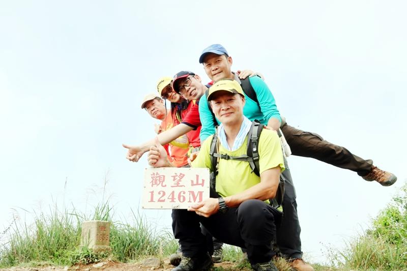 觀望山(1246M)、德文山:032.JPG
