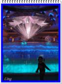 敏敏的生活點滴 1:銀河渡假城鑽石水鑽秀