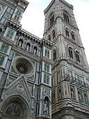 4/2義大利(第五天)普拉多-佛羅倫斯-帕多瓦:080402-0772Firenze Basilica di Santa Maria del Fiore聖母百花大教堂.JPG