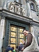 4/2義大利(第五天)普拉多-佛羅倫斯-帕多瓦:080402-0773Firenze Gates of Paradise天堂之門.JPG
