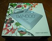 Bamboo Fun繪圖板:090826Present04.JPG