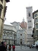 4/2義大利(第五天)普拉多-佛羅倫斯-帕多瓦:080402-0761Firenze Basilica di Santa Maria del Fiore聖母百花大教堂.JPG