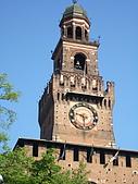 4/5 義大利蜜月旅行(第八天)米蘭:080405-1358Milano Castello Sforzesco史佛薩古堡.JPG