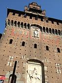 4/5 義大利蜜月旅行(第八天)米蘭:080405-1363Milano Castello Sforzesco史佛薩古堡.JPG