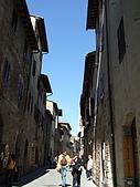 4/1義大利蜜月旅行(第(第四天)聖吉米那諾-比薩-普拉多:080401-0620San Gimignano聖吉米那諾.JPG
