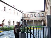 4/5 義大利蜜月旅行(第八天)米蘭:080405-1365Milano Castello Sforzesco史佛薩古堡.JPG