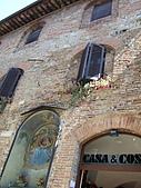 4/1義大利蜜月旅行(第(第四天)聖吉米那諾-比薩-普拉多:080401-0624San Gimignano聖吉米那諾.JPG