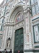 4/2義大利(第五天)普拉多-佛羅倫斯-帕多瓦:080402-0768Firenze Basilica di Santa Maria del Fiore聖母百花大教堂.JPG