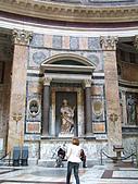 3/31義大利蜜月旅行(第三天)羅馬:080331-0346RomePantheon萬神殿.JPG