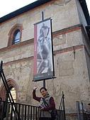 4/5 義大利蜜月旅行(第八天)米蘭:080405-1371Milano Castello Sforzesco史佛薩古堡.JPG
