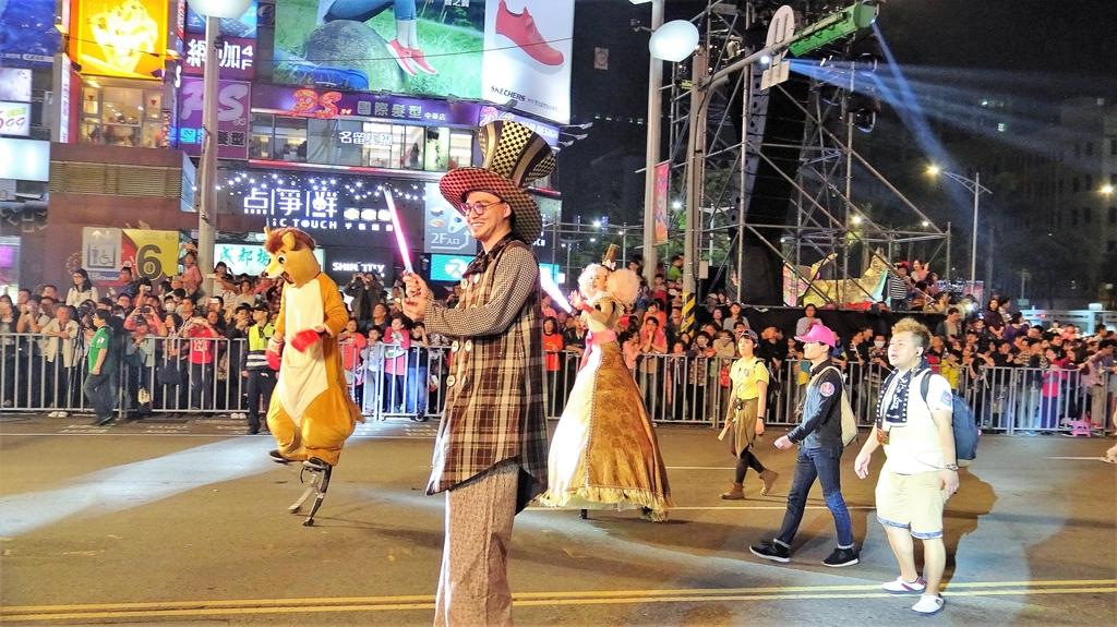 DSC08863.JPG - 2018年台北燈節踩街遊行