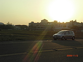 隨手拍生活:20091102的夕陽 (1).J