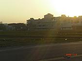 隨手拍生活:20091102的夕陽 (3).J