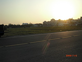 隨手拍生活:20091102的夕陽 (4).J
