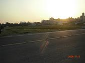 隨手拍生活:20091102的夕陽 (5).J