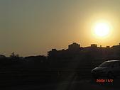 隨手拍生活:20091102的夕陽 (7).J