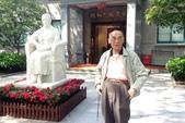 中國~故事江南旅遊活動。第5天:DSC_0815孫中山遺孀宋慶齡故居文物館參訪~館前廣場及雕塑像.jpg