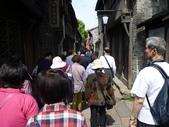 中國~故事江南旅遊活動。第3天:P1080232烏鎮西柵景區~西柵大街蜿蜒狹窄的長長小街.JPG