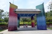 就是愛荔枝樂園:P1050630~就是愛荔枝樂園~彩虹那一端表演廣場~園區入口.JPG