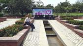 就是愛荔枝樂園:DSC07845~就是愛荔枝樂園~八心八箭區廣場.JPG