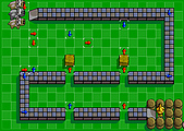 GAMES:乳牛迷宮 Lv 34