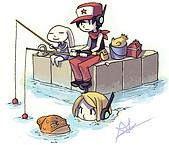 洞窟物語:來釣魚吧.jpg