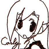 洞窟物語:會動的卡莉.gif