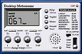 網誌文章插圖:Desktop Metronome全