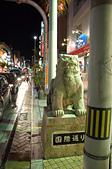 2007年8月30日~9月2日_沖繩之旅_Day2:國際通入口的Shi-sa