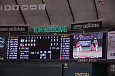 2008亞洲職棒大賽東京自由行_Day.1:千秋王子又來一支背靠背的,果然是韓國限定