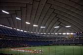 2008亞洲職棒大賽東京自由行_Day.1:東京巨蛋