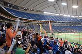 2008亞洲職棒大賽東京自由行_Day.1:東京巨蛋統一獅 VS SK飛龍