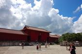 2007年8月30日~9月2日_沖繩之旅_Day2:進入正殿了,進去還又再收門票
