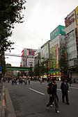 2007 亞洲職棒大賽東京3天2夜之旅_day.2_秋葉原:假日還封路,限行人進出