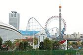 2007 亞洲職棒大賽東京3天2夜之旅_day.2_上野公園:餐廳外的東京巨蛋及遊樂園