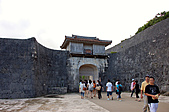 2007年8月30日~9月2日_沖繩之旅_Day2:歡會門(戰爭中有不明文規定,古蹟跟醫院不能轟炸)