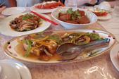2007年8月30日~9月2日_沖繩之旅_Day2:桌上滿滿的都是菜