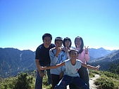 那天的合歡山很藍:4796