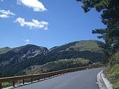 那天的合歡山很藍:IMGP4794
