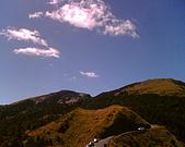 那天的合歡山很藍:013