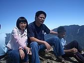 那天的合歡山很藍:IMGP4806
