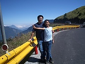 那天的合歡山很藍:IMGP4813