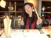 舒果~新米蘭蔬食(王品集團旗下的新餐廳)2012/12/25:CIMG9634.JPG