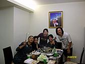 97.12.29 羊肉爐+Wii Party:晃到的團體照...