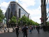 2008 德國行 06/26:Hannover 街頭