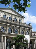 2008 德國行 06/26:Hannover Opernhaus