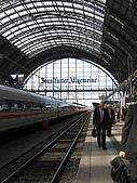 2008 德國行 06/24:Frankfurt車站
