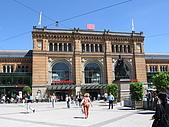 2008 德國行 06/24:Hannover 車站