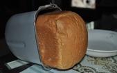 手作:麵包機做吐司