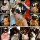 2011髮型進修 作品:2011 5月 作品集